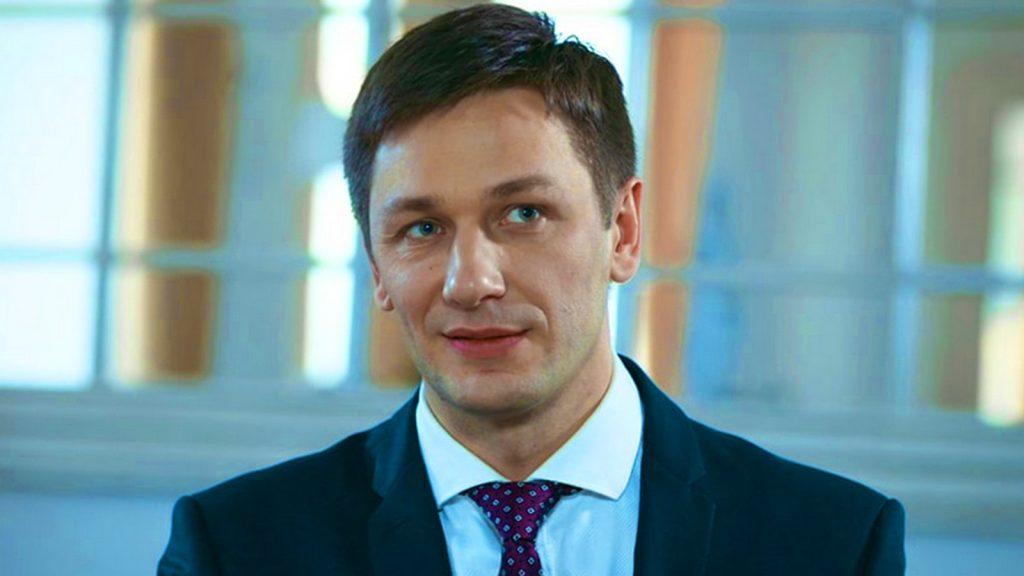 Александр Константинов в сериале ИП Пирогова