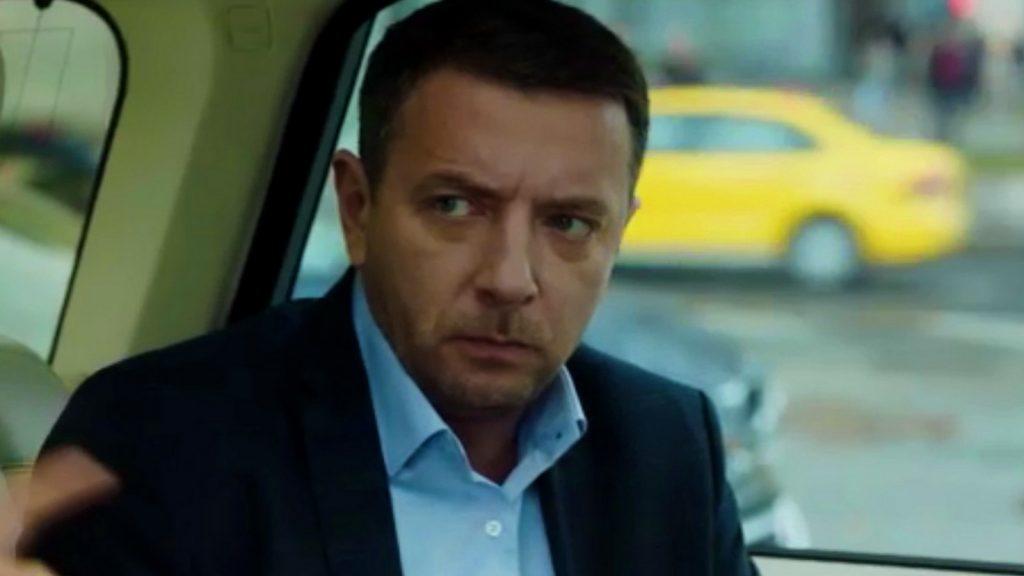 Алексей Агранович в сериале ИП Пирогова